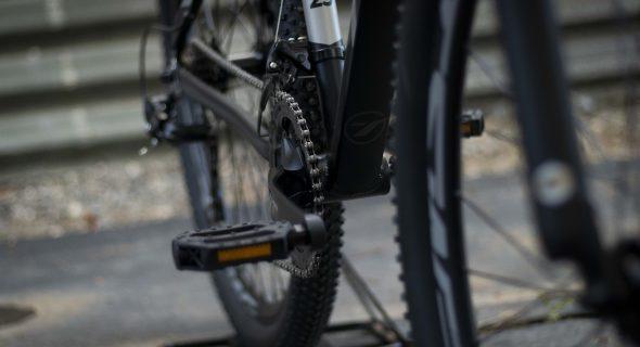 Ride Preta Pedal