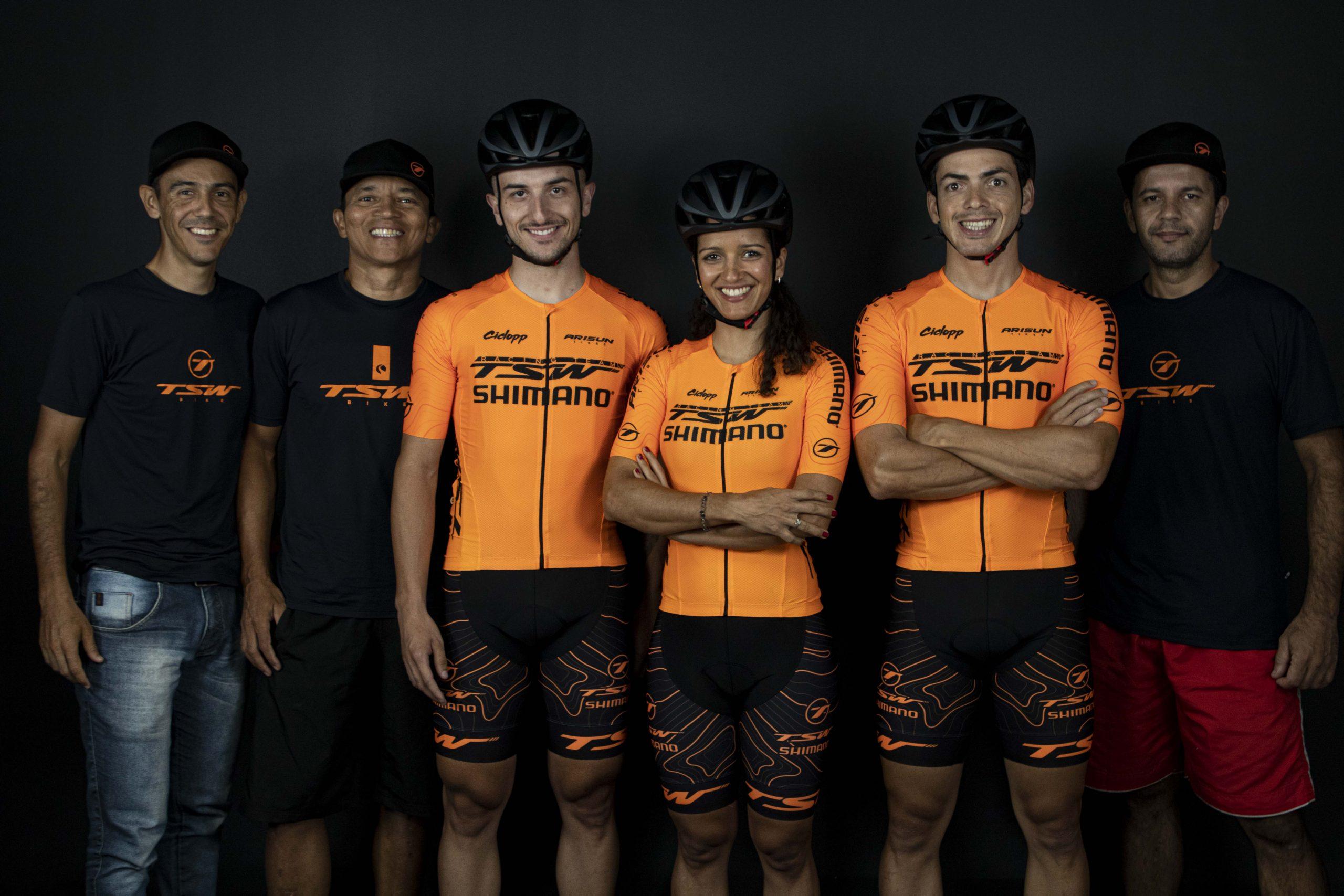 TSW Racing Team apresenta os atletas para a temporada 2020 1