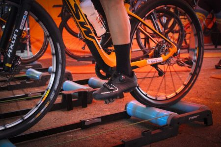 TSW Bike| rolo de treino