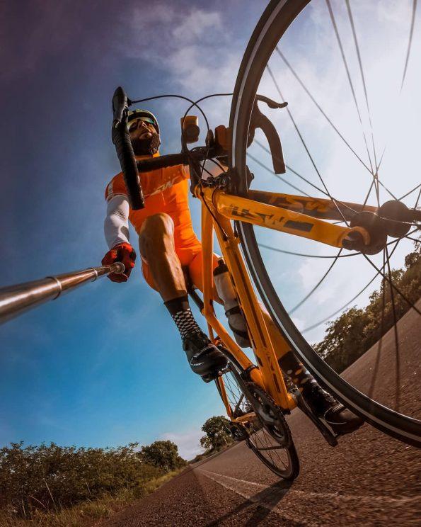 Léo Ciclista: o recordista Speed que já pedalou mais de 1.100 km com uma TSW Bike 1