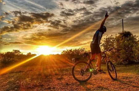 """""""Novo normal"""". Um cenário histórico para o ciclismo no Brasil"""