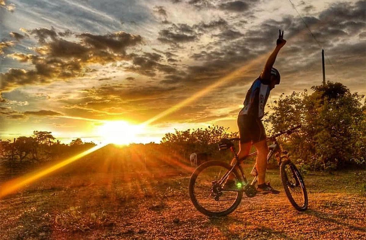 """A bicicleta é o transporte do momento. """"E daí?"""" 1"""