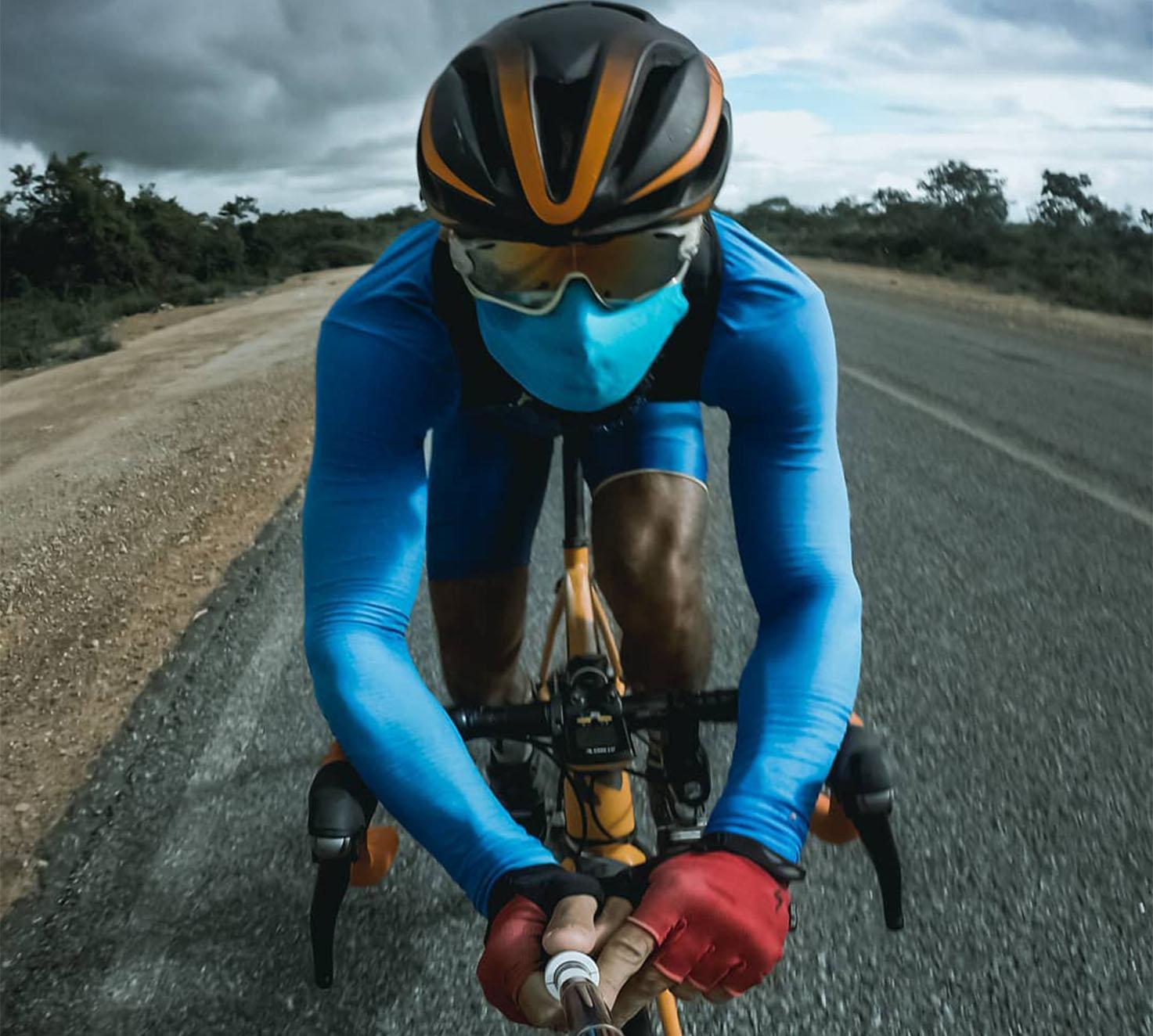 TSW | Pedal no frio | Léo Ciclista