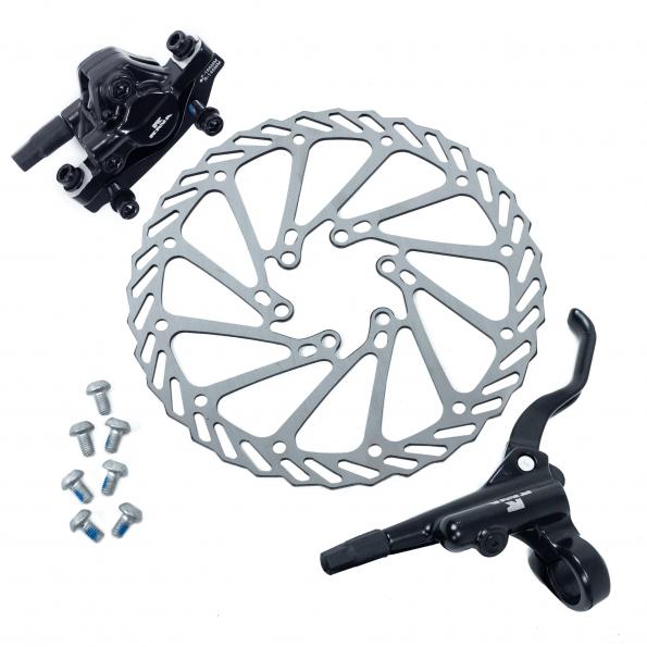 Em quais peças da bicicleta devo fazer upgrade? 1
