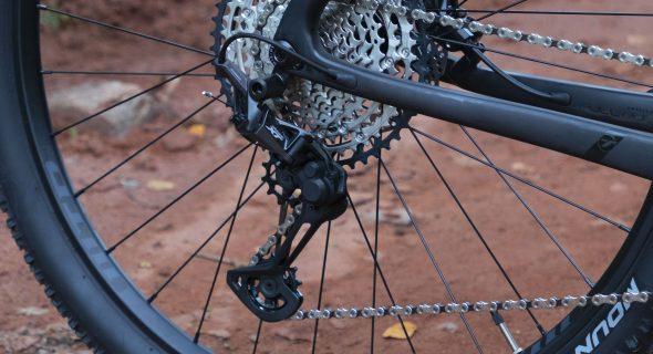 Como desempenar as rodas e o câmbio da bike 1