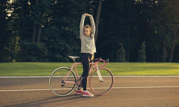 Como se alongar para ter um pedal livre de dores 1