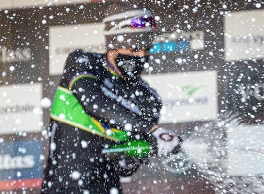 Clima de festa no ciclismo brasileiro: Henrique Avancini vence etapa da Copa do Mundo de MTB 1