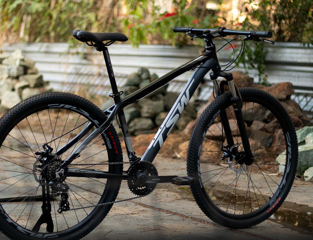 Bike   TSW   Vantagens