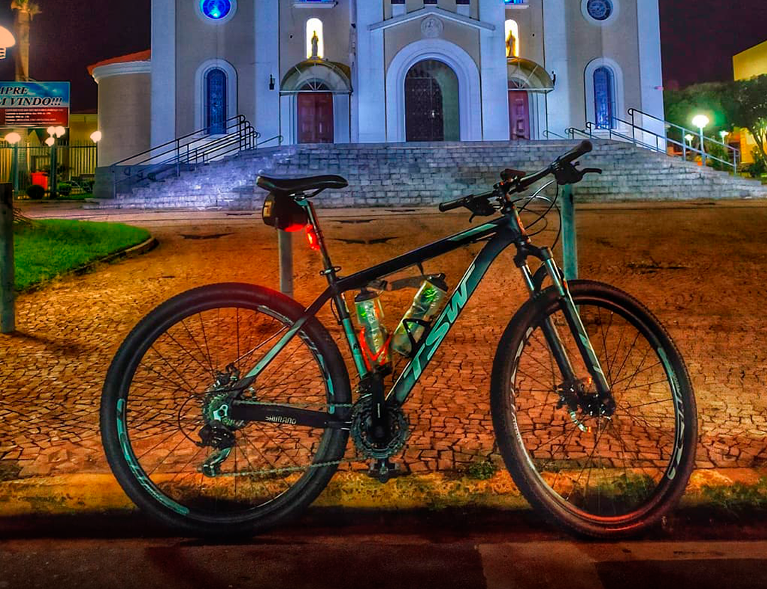 Dicas| Pedalar à noite | TSW Bike