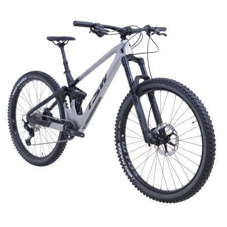 Bicicleta TSW All Quest (Full Suspension) 17