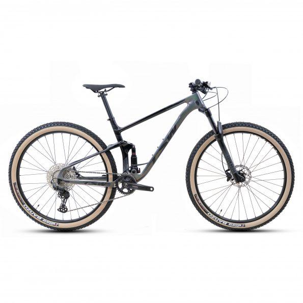 Bicicleta TSW Full Quest | TR Starter (Full Suspension) 1