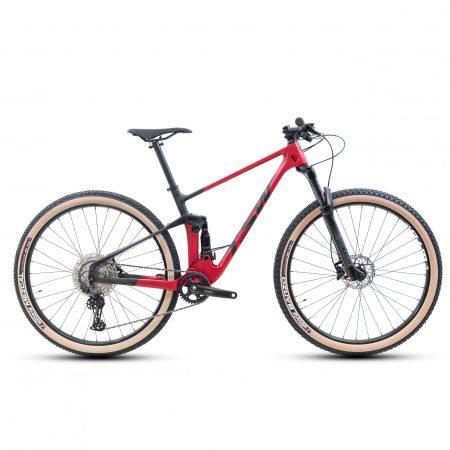 Bicicleta TSW All Quest (Full Suspension) 10