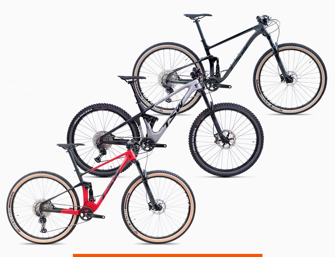 Conheça as diferenças entre as bikes de Cross-country, All-Mountain e Trail 1